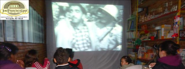 Setembro. A 6ª Primavera de Museus no Sobrado foi o Festival Mazzaropi.