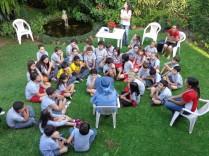 Centro Educacional Mulher de Pedra - 2014.