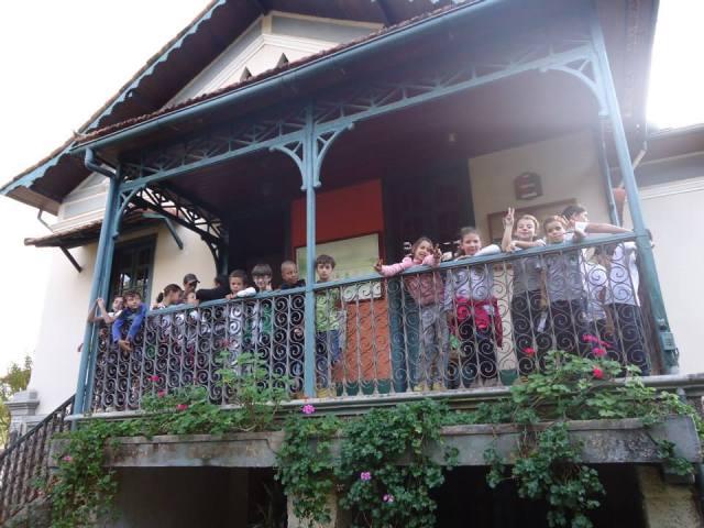 Prelúdio: mesmo antes de começar a Semana de Museus o Sobrado recebe para visita guiada e piquenique a Escola Municipal Tiago Pacheco de Medeiros (Venda Nova).