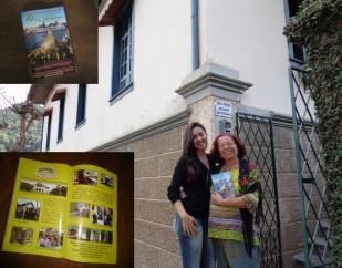 """Anúncio do Sobrado no Guia """"Encontro na Cidade"""": confiram as diversas atrações de nossa cidade no guia """"Encontro na Cidade"""" , cuja distribuição é gratuita."""