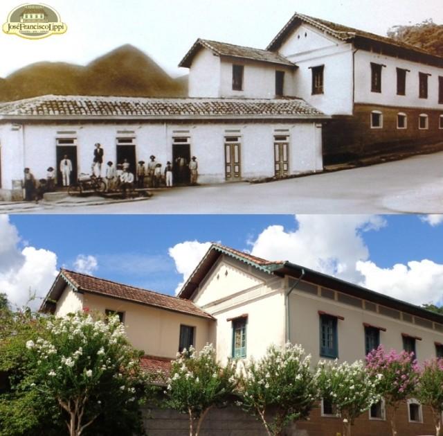 Sobrado Histórico J.F. Lippi (Teresópolis, RJ).